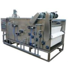 DBW woven wool type sludge dewatering machine