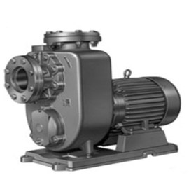 GMP/KMP self priming pump